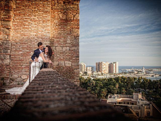 La boda de Basilio y Mari Carmen en Alhaurin De La Torre, Málaga 41