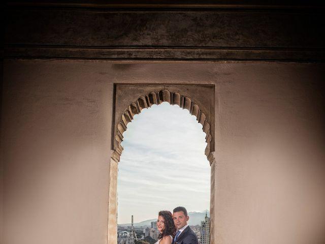 La boda de Basilio y Mari Carmen en Alhaurin De La Torre, Málaga 42