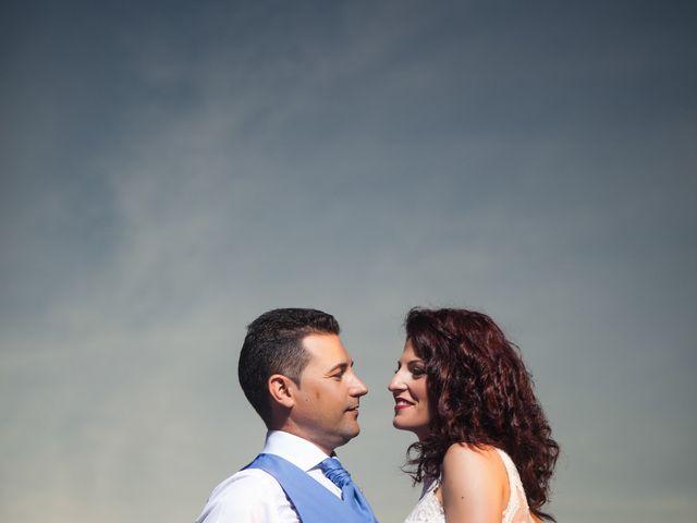 La boda de Basilio y Mari Carmen en Alhaurin De La Torre, Málaga 45