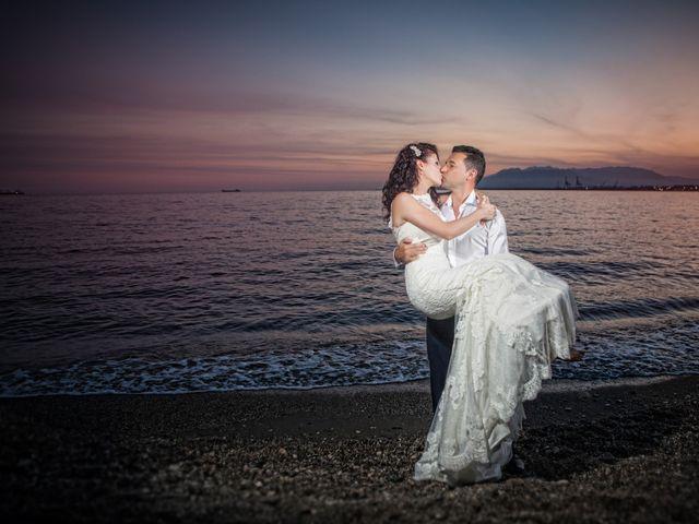 La boda de Basilio y Mari Carmen en Alhaurin De La Torre, Málaga 52