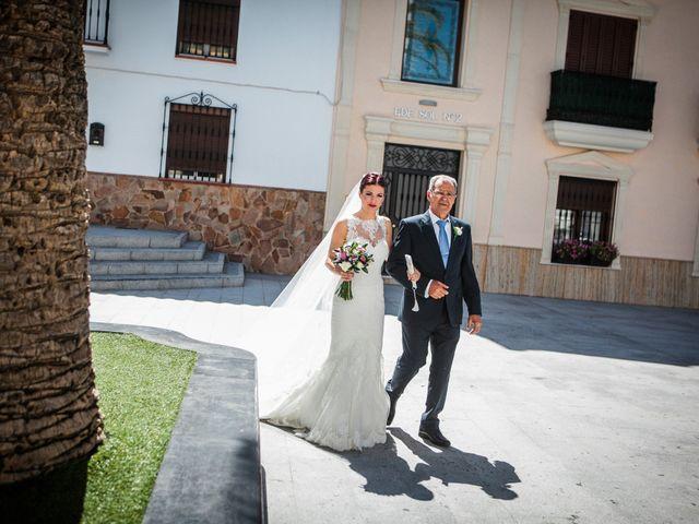 La boda de Basilio y Mari Carmen en Alhaurin De La Torre, Málaga 69
