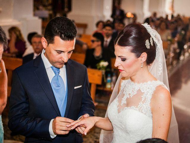 La boda de Basilio y Mari Carmen en Alhaurin De La Torre, Málaga 70