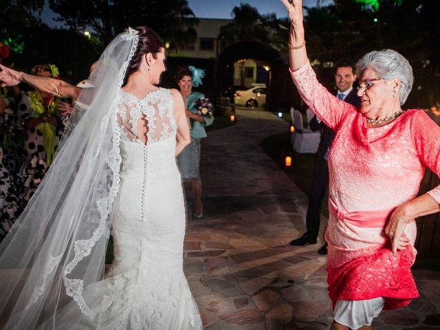 La boda de Basilio y Mari Carmen en Alhaurin De La Torre, Málaga 73