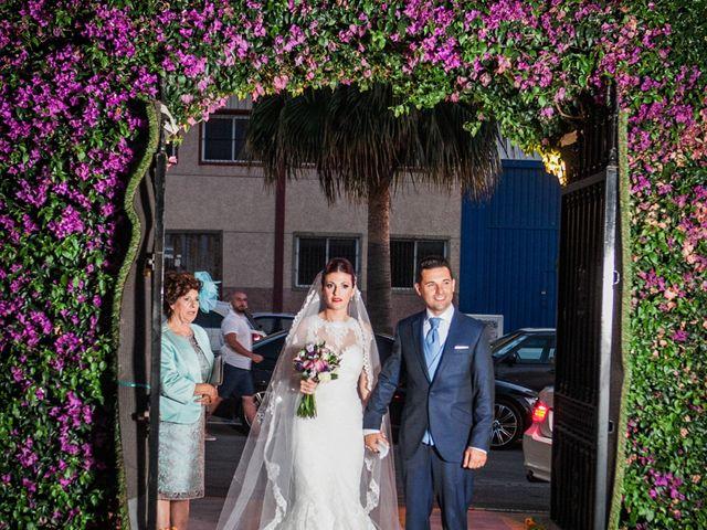 La boda de Basilio y Mari Carmen en Alhaurin De La Torre, Málaga 75
