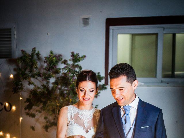 La boda de Basilio y Mari Carmen en Alhaurin De La Torre, Málaga 83