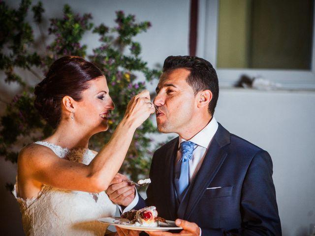 La boda de Basilio y Mari Carmen en Alhaurin De La Torre, Málaga 84