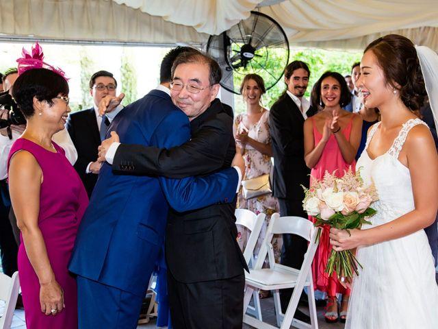 La boda de Jose Antonio y Sumin en Leganés, Madrid 6