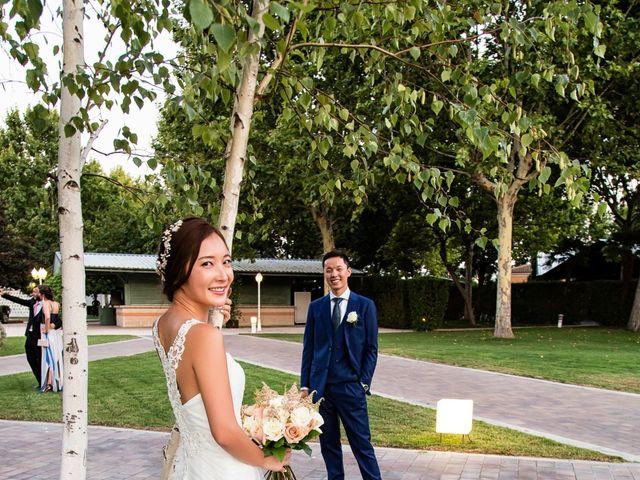 La boda de Jose Antonio y Sumin en Leganés, Madrid 11