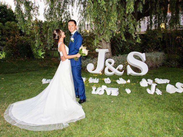 La boda de Jose Antonio y Sumin en Leganés, Madrid 13