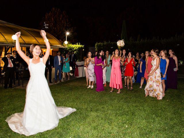 La boda de Jose Antonio y Sumin en Leganés, Madrid 14