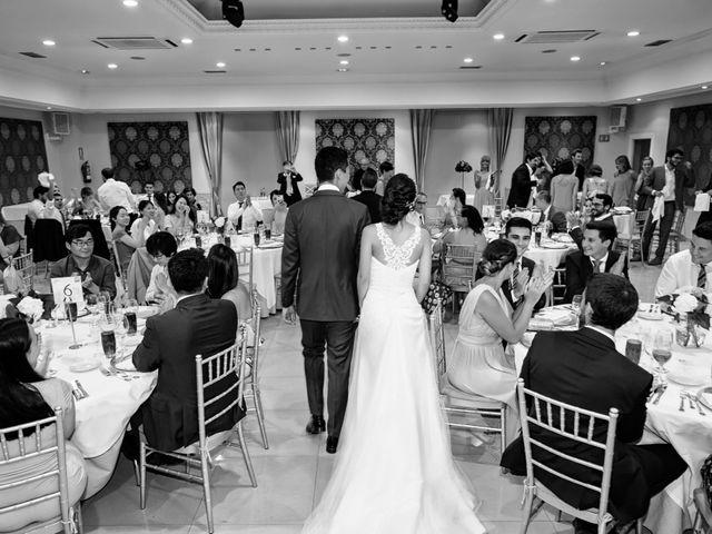 La boda de Jose Antonio y Sumin en Leganés, Madrid 15