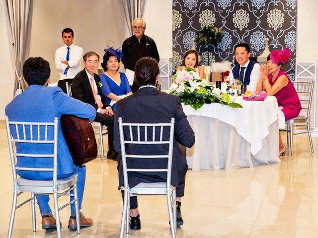 La boda de Jose Antonio y Sumin en Leganés, Madrid 17