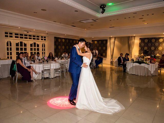 La boda de Jose Antonio y Sumin en Leganés, Madrid 18
