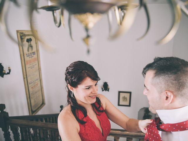 La boda de Alberto y Alicia en Tarancon, Cuenca 17