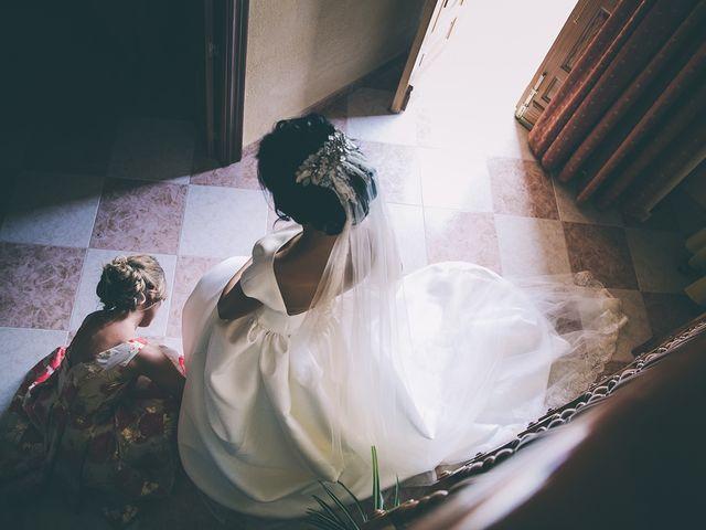 La boda de Alberto y Alicia en Tarancon, Cuenca 31