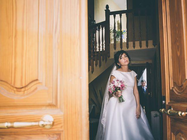 La boda de Alberto y Alicia en Tarancon, Cuenca 32