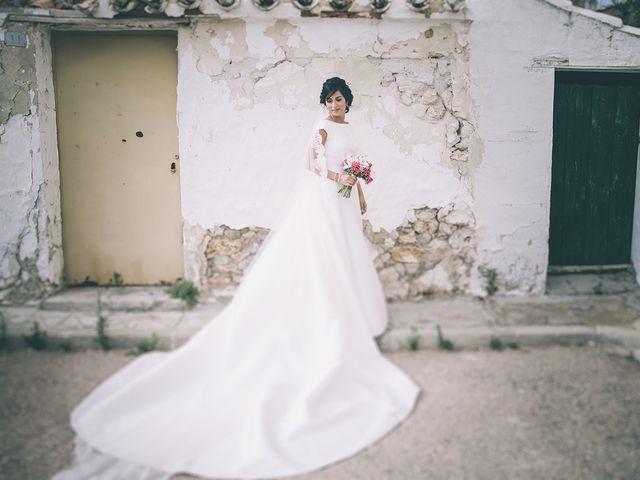 La boda de Alberto y Alicia en Tarancon, Cuenca 34