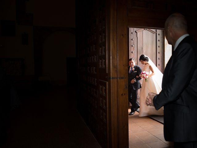 La boda de Alberto y Alicia en Tarancon, Cuenca 39