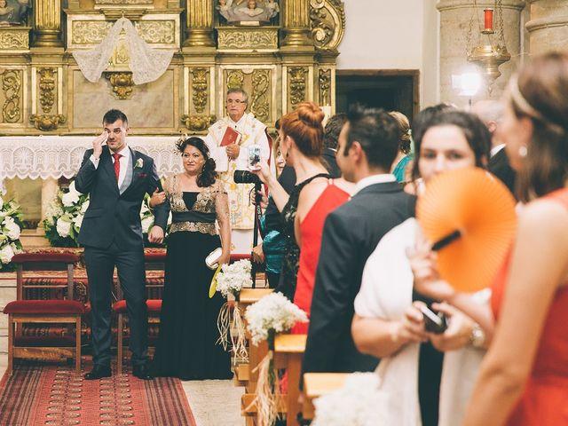 La boda de Alberto y Alicia en Tarancon, Cuenca 40