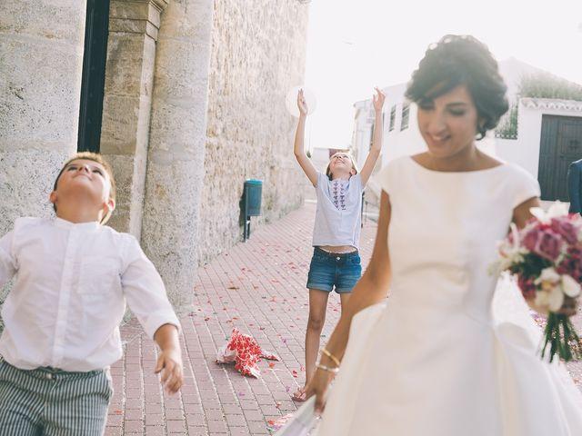 La boda de Alberto y Alicia en Tarancon, Cuenca 45