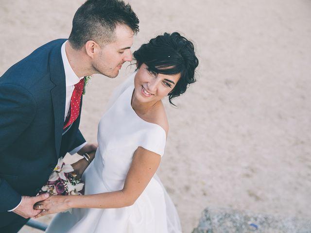 La boda de Alberto y Alicia en Tarancon, Cuenca 47