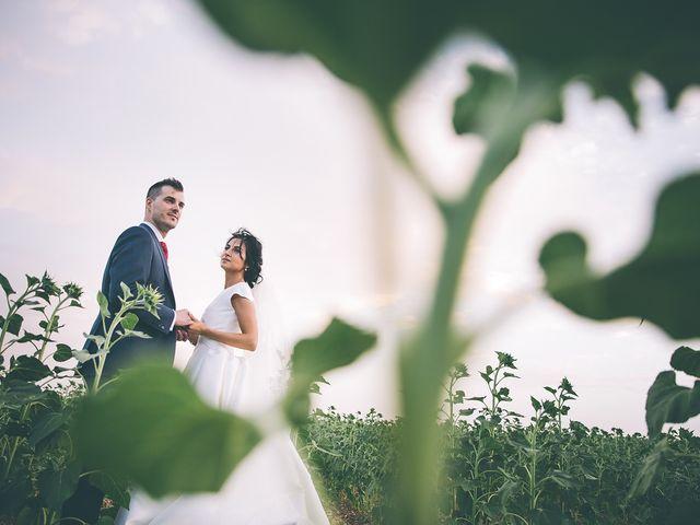 La boda de Alberto y Alicia en Tarancon, Cuenca 2