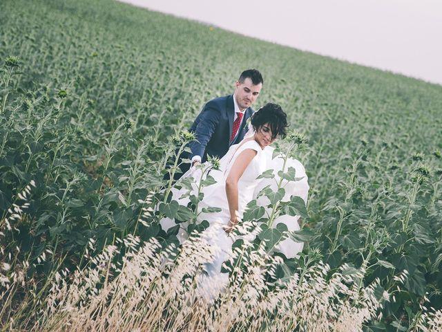 La boda de Alberto y Alicia en Tarancon, Cuenca 49