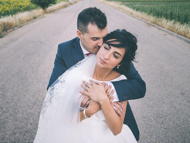 La boda de Alberto y Alicia en Tarancon, Cuenca 51