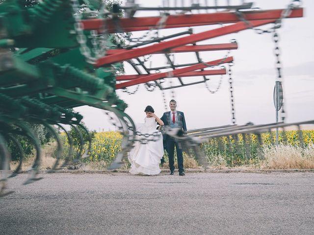 La boda de Alberto y Alicia en Tarancon, Cuenca 52