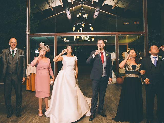 La boda de Alberto y Alicia en Tarancon, Cuenca 56