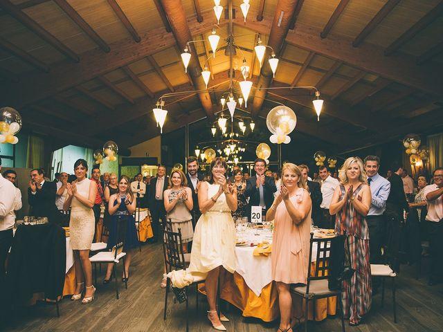 La boda de Alberto y Alicia en Tarancon, Cuenca 57