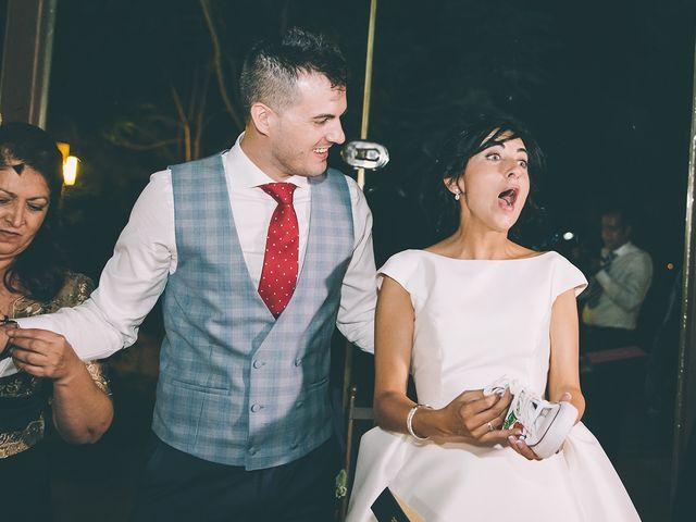 La boda de Alberto y Alicia en Tarancon, Cuenca 59