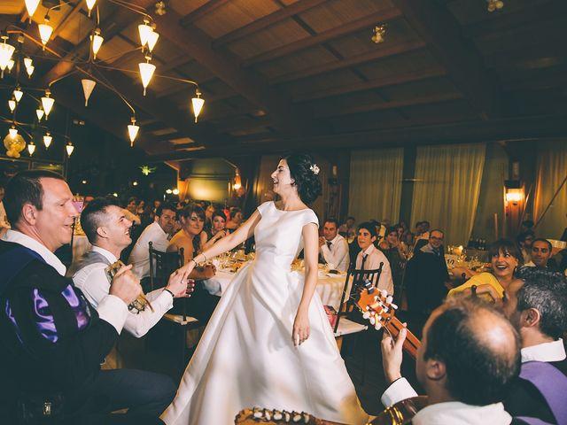La boda de Alberto y Alicia en Tarancon, Cuenca 61