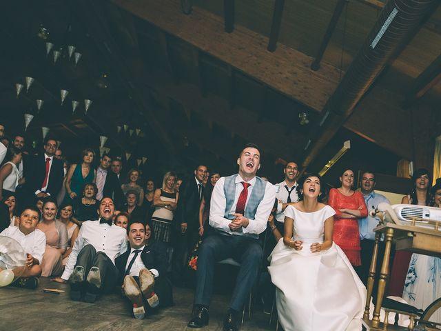 La boda de Alberto y Alicia en Tarancon, Cuenca 65