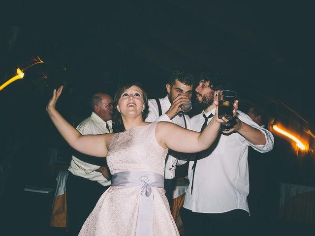 La boda de Alberto y Alicia en Tarancon, Cuenca 70