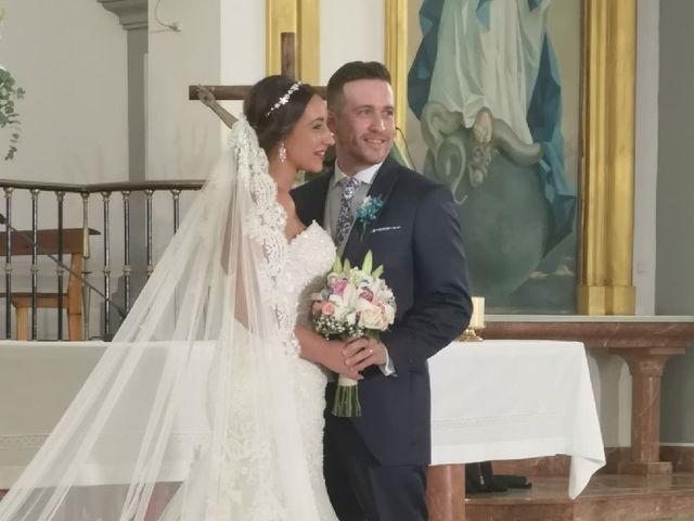 La boda de Luis y Cristina  en Málaga, Málaga 5