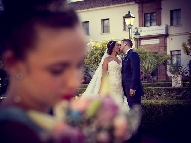 La boda de Luis y Cristina  en Málaga, Málaga 2