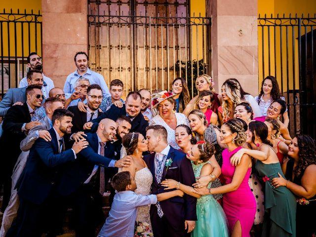 La boda de Luis y Cristina  en Málaga, Málaga 8