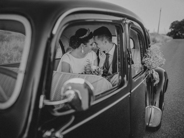 La boda de David y Ruth en Zalamea De La Serena, Badajoz 2