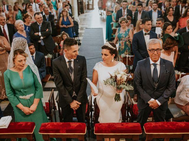 La boda de David y Ruth en Zalamea De La Serena, Badajoz 14