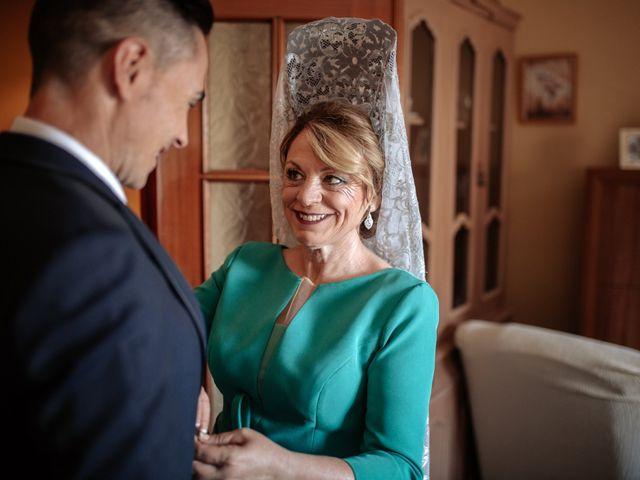 La boda de David y Ruth en Zalamea De La Serena, Badajoz 15
