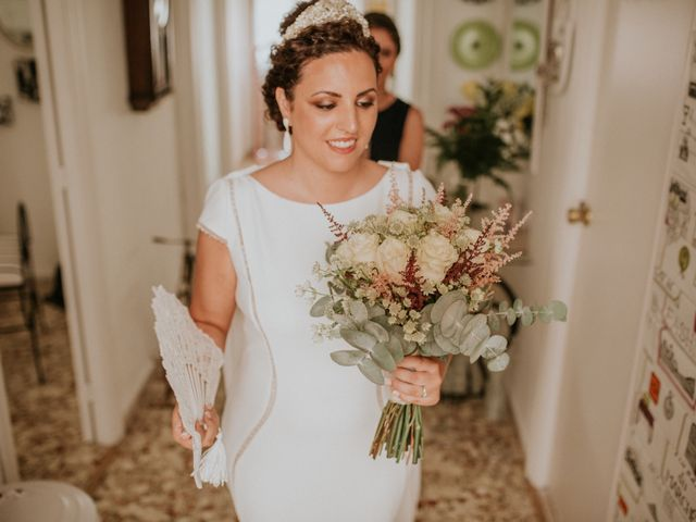 La boda de David y Ruth en Zalamea De La Serena, Badajoz 18