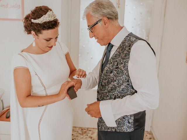 La boda de David y Ruth en Zalamea De La Serena, Badajoz 20