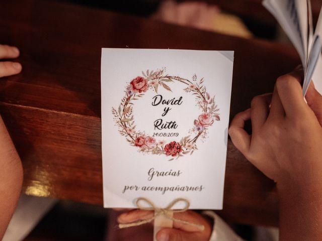 La boda de David y Ruth en Zalamea De La Serena, Badajoz 21
