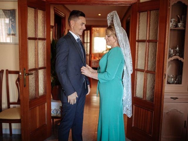 La boda de David y Ruth en Zalamea De La Serena, Badajoz 24