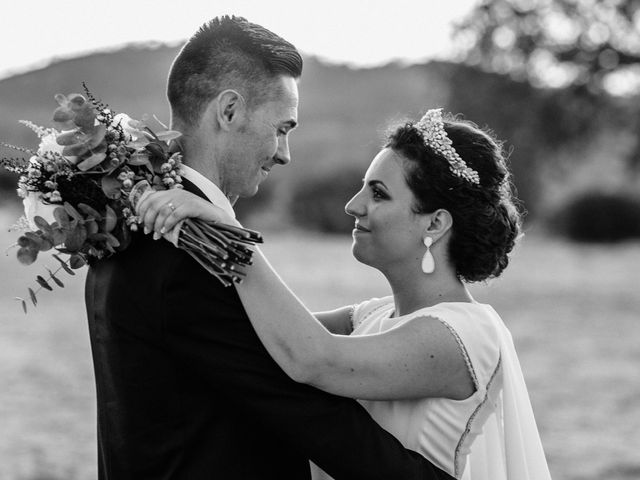 La boda de David y Ruth en Zalamea De La Serena, Badajoz 27
