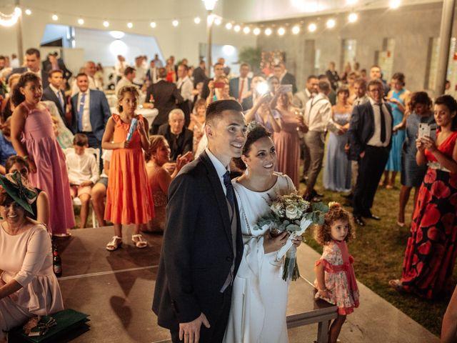 La boda de David y Ruth en Zalamea De La Serena, Badajoz 28