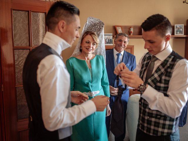 La boda de David y Ruth en Zalamea De La Serena, Badajoz 30