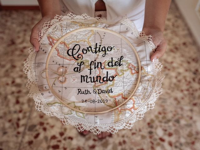 La boda de David y Ruth en Zalamea De La Serena, Badajoz 31
