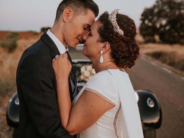 La boda de David y Ruth en Zalamea De La Serena, Badajoz 32